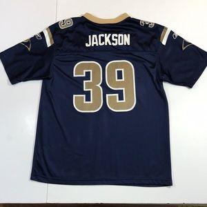 Steven Jackson LA Rams Jersey St Louis Kids Youth